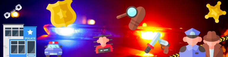 Police crime by LinguiLD