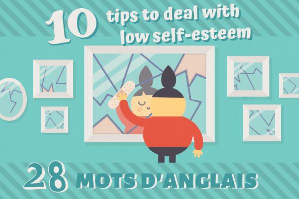 10 secrets pour combattre un manque de confiance en soi 😎 en 28 mots d'anglais courant !