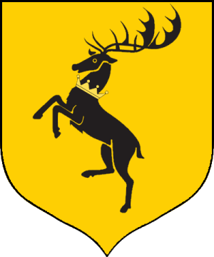 sigil house baratheon