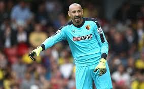 Após ser motivo de chacota no Tottenham, Gomes se recuperou e foi muito importante para a permanência do Watford na PL.