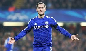 Eden Hazard: de craque do campeonato para um jejum quase interminável de gols. O retrato da melancólica temporada do Chelsea. Foto: The Guardian