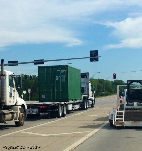 Vernie hits the road for Portland Oregon