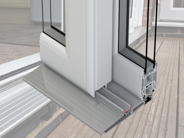 liniar patio new part m low threshold