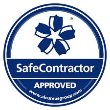 Logo - Safe Contractor Approved