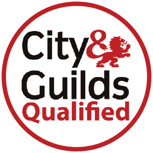 City and Guilds Red Logo