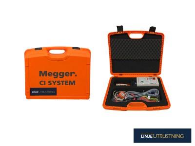 Megger kabelidentifieringsutrustning