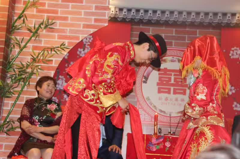 Chinese Wedding Gift Traditions: Chinese Wedding Traditions: 11. Our Wedding Program 2