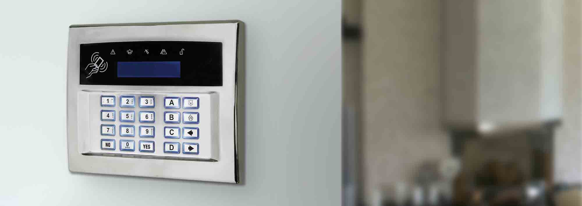 Home Wireless Alarm Systems