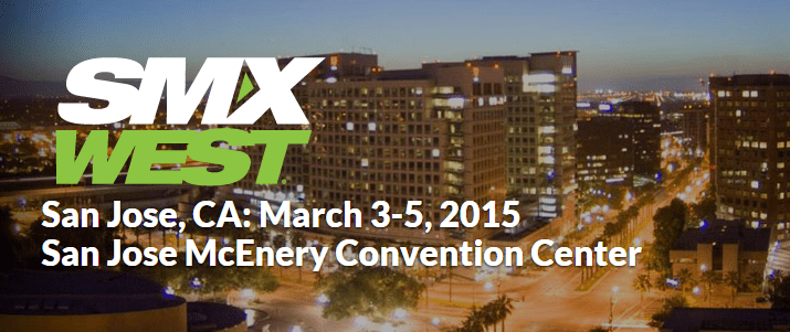 Well be smx west conference 2015 come chat with us