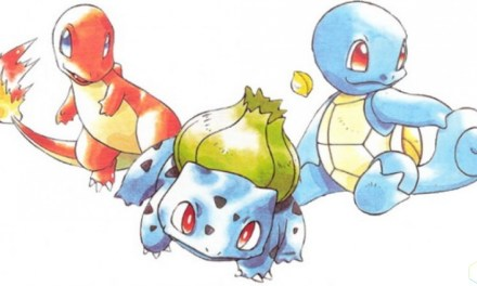 KOTRC: Our Favorite Pokémon Starters