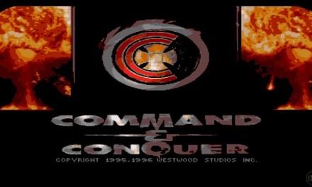 Retro Review: Command & Conquer