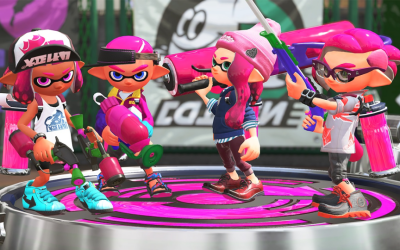 Preview: Splatoon 2