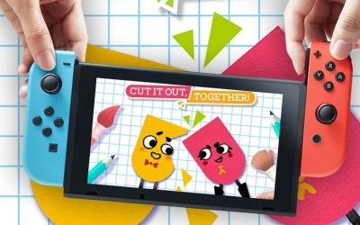 Preview: Snipperclips: Cut It Out, Together!