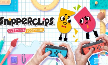 Review: Snipperclips: Cut It Out, Together!