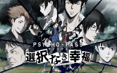 Review: Psycho-Pass: Mandatory Happiness