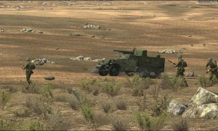 News: Tank Warfare: Tunisia 1943 Announced for PC