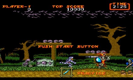 News: Ghouls'n Ghosts Out Now on Mobile Devices