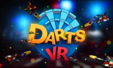 News: Darts VR Released for HTC Vive and Oculus Touch