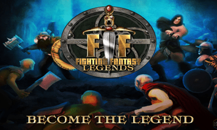 News: Fighting Fantasy Legends Releases Today
