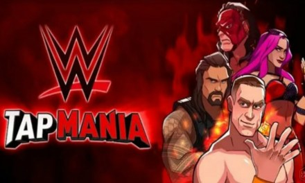News: WWE Tap Mania Out Now on Mobile Devices