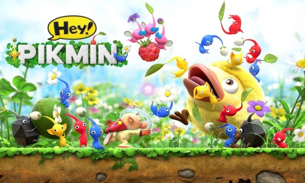 Review: Hey! Pikmin