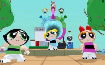 News: Powerpuff Girls Introduced in New Lego Dimensions Trailer