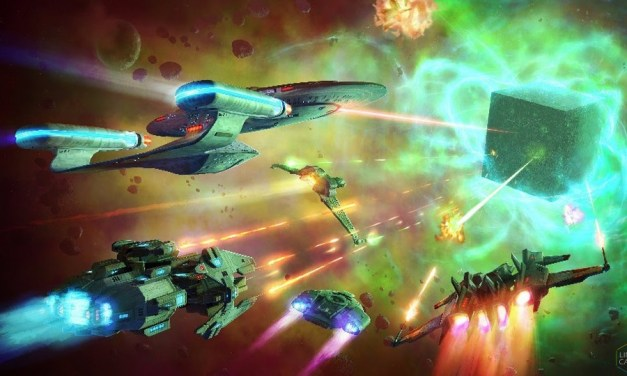 News: Star Trek: Borg Invasion Expansion Announced for Pocket Starships