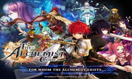 News: New Strategy RPG, The Alchemist Code Announced