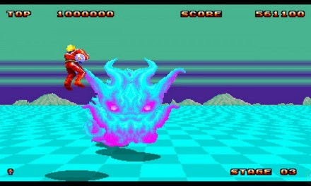 News: Space Harrier II Joins Sega Forever Collection