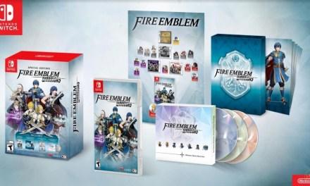 News: Nintendo Details DLC Plans for Fire Emblem Warriors