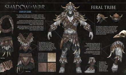 News: Feral Tribe Reveal Trailer for Middle-Earth: Shadow of War