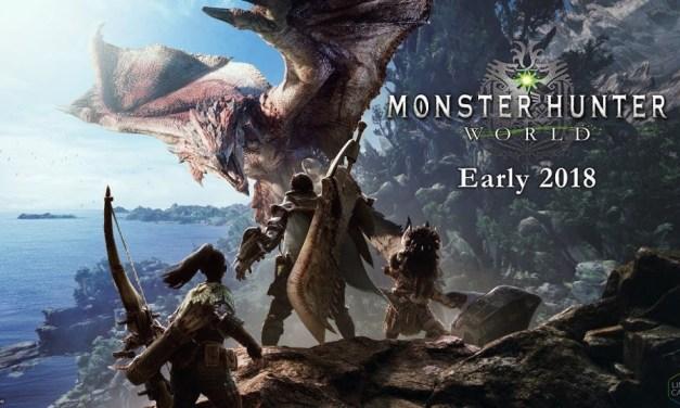 Editorial: Finally, Something New for Monster Hunter