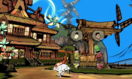 News: Okami HD Coming to PS4, XBO and PC