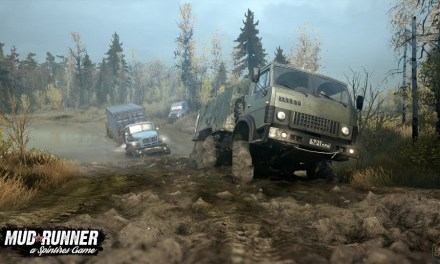 News: New Trailer for Spintires: MudRunner Released