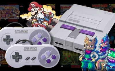 Preview: Super Nintendo Entertainment System Classic Edition