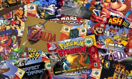 LC Loves: The Perfect 20 Games for the N64 Classic Edition
