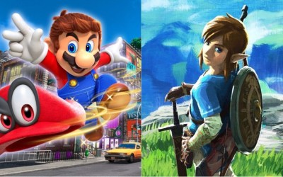 LC Loves: Which is Better: Breath of the Wild or Mario Odyssey?