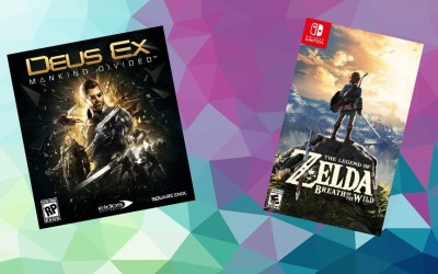 Giveaway: Game of the Year Edition