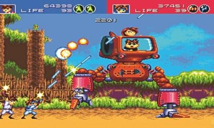 News: Gunstar Heroes Added to Sega Forever Collection