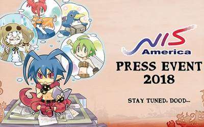 News: NIS America Press Event 2018 Recap