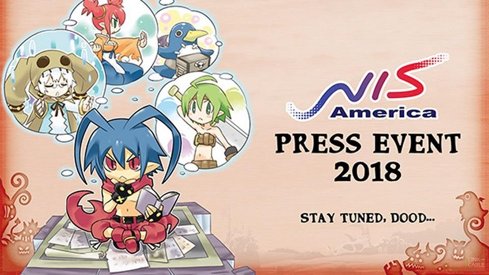 News: NIS America Press Event 2018 Recap