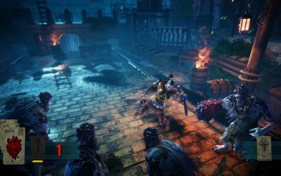 News: Endless Mode Revealed for Hand of Fate 2