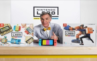 News: Nintendo Labo Out Now