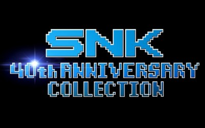 News: SNK 40th Anniversary Collection Coming to Switch