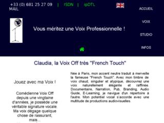 claudiavoix.com