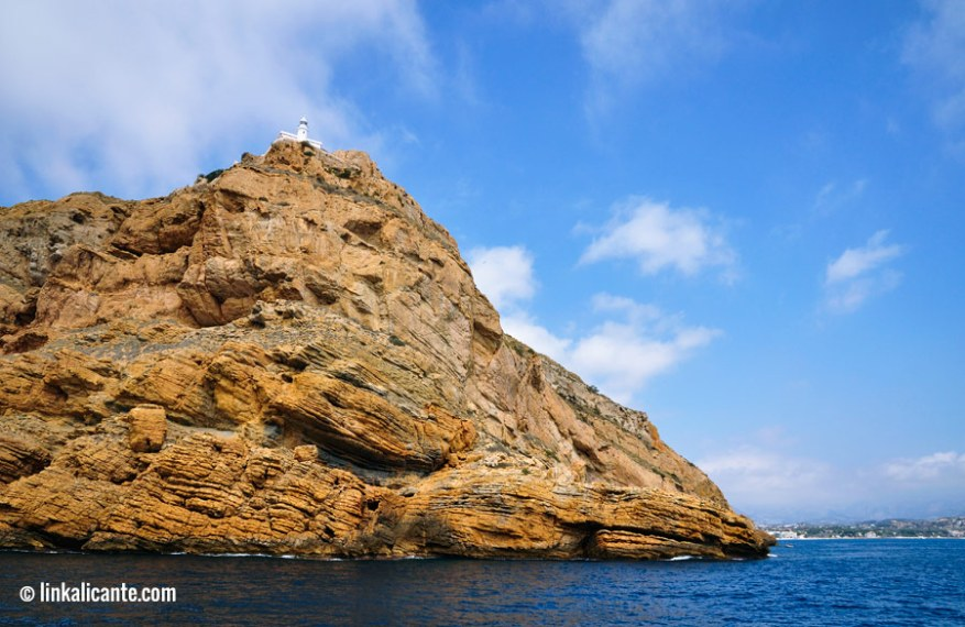 Faro de l'Albir, Sierra Helada