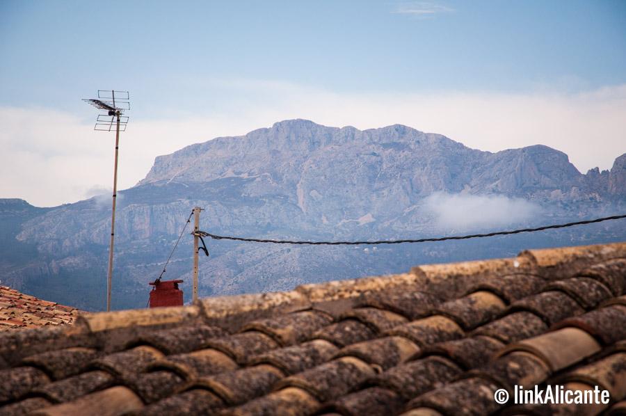 Altea y Sierra de Bèrnia