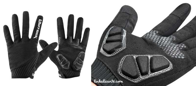 guantes mountain bike