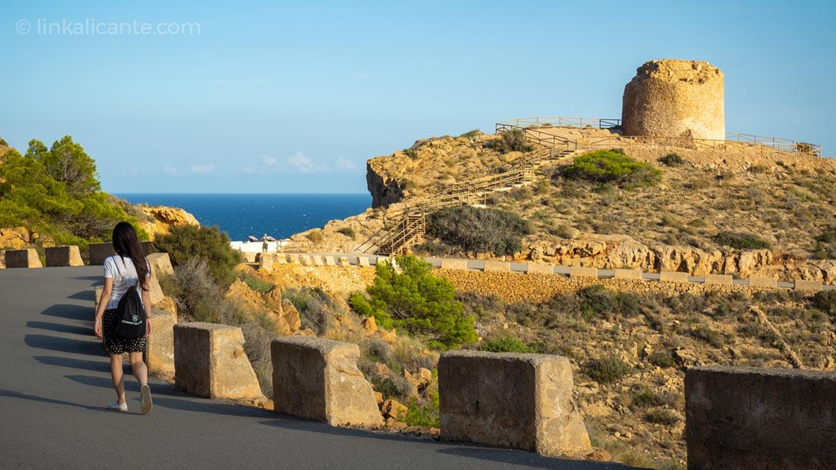 Ruta de senderismo de la Torre de les Caletes