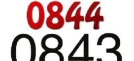 Attenti a quei… prefissi: 0844 e 0843